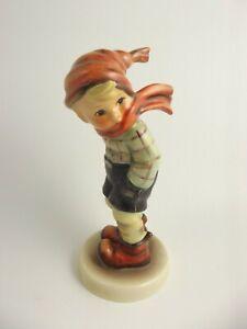 Goebel Hummel March Winds Figurine #43 TMK4  (locb2)