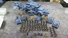 Warhammer 40k Massive Adeptus Arbites Security Force Painted RARE