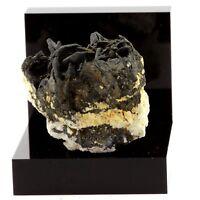 Hematite. 131.6 ct. Beaufortin, Tarentaise, Savoie, France.
