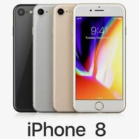 "Apple iPhone 8 4.7"" Display 64GB GSM (Unlocked) Smartphone A+"