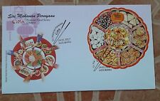 Malaysia 2017 Festival Food Series - Chinese ~ FDC