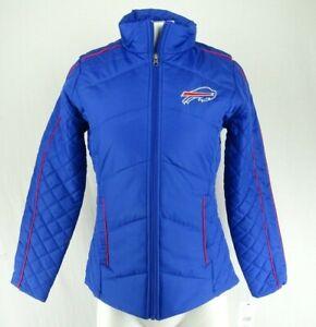 Buffalo Bills NFL Team Apparel Women's Quilted Jacket