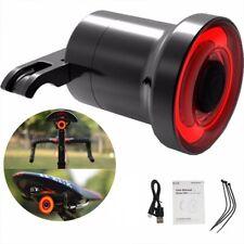 Xlite 100 à prova d 'água Bicicleta Sensor De Freio Smart Led Usb Lâmpada De Luz Cauda Traseira Chz