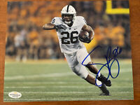 Saquon Barkley Hand Signed Autographed 8X10 Penn State Nittany Lions Photo  COA