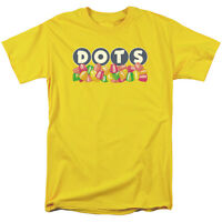 DOTS Candy LOGO Licensed Adult T-Shirt All Sizes