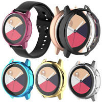 Full Cover Protective Case Shell For Samsung Galaxy Watch Active SM-R500 New