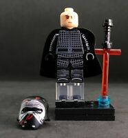 KYLO REN WARRIOR STAR WARS HERO MINIFIGURE  CLASSIC Lego Movie