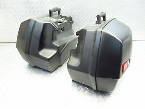 1999 96-01 BMW R1100RT R1100 RT OEM Saddle Bags Saddlebags Pair Storage Luggage