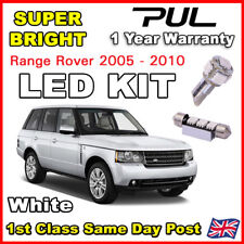 RANGE ROVER VOGUE L322 2002+ FULL INTERIOR LED LIGHTING UPGRADE KIT 18 BULB SET