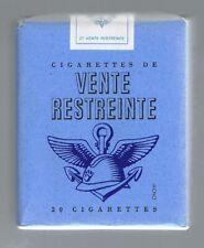 Ancien Paquet de Cigarettes PLEIN GAULOISES TROUPE  Uniquement pour Collection