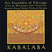 The Art Ensemble of Chicago - Kabalaba [New CD]