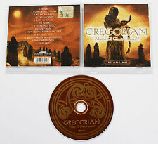 GREGORIAN Master Of Chant Chapter V 2006 CD NEW AGE AMBIENT CHANT