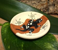GECKO RÄUCHERSTÄBCHENHALTER Räuchern Keramikschale Gecko Räucherstäbchenschale