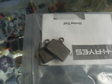 GENUINE HAYES DYNO AND RYDE SEMI-METALLIC COMPOUND BICYCLE DISC BRAKE PADS