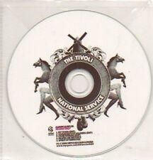 (656K) The Tivoli, National Service - DJ CD