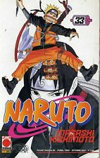 NARUTO n° 33  edizione Planet Manga numeri neri