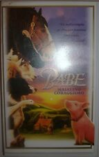 VHS - UNIVERSAL/ BABE -  MAIALINO CORAGGIOSO