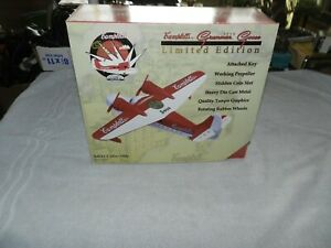 Gearbox Collectible Campbell's 1938 Grumman Goose Die Cast Airplane Bank