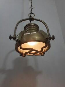Theater Industrial Wave Nautical Pendant Lamp Hanging Ceiling Light