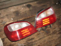 Subaru Impreza WRX Bugeye Bug Eye Rear Lights Saloon Saloon