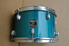 "GRETSCH 12"" CATALINA CARIBBEAN BLUE RACK TOM for YOUR DRUM SET! #C282"
