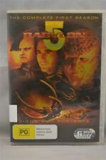Sci-Fi TV Shows Captioned DVDs & Blu-ray Discs