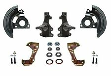 "62-67 Chevy II / Nova  2"" Drop Mini Disc Brake Conversion Kit NEW"