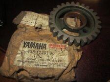 yamaha MX 400 250 5th gear new 438 17251 00