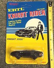 1982 ERTL KNIGHT RIDER DIE CAST TOY CAR SEALED IN ORIGINAL PKG. 1/64 SCALE