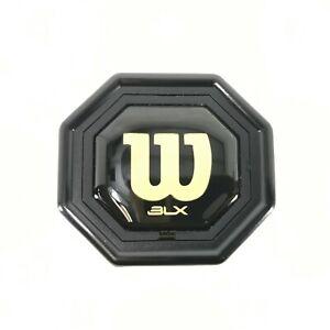 WILSON Tennis Racquet Butt Cap Trap Grip Size #4, 4-1/2