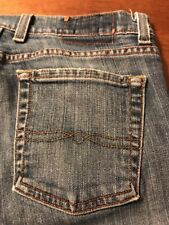 Lucky Brand Sundown Jean Women's Distressed Bootcut Jeans Size 10 Or 30 X 30