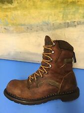 Red Wing MENS Brown Leather Work Boots Electrical Hazard 938 Brown Size 7 D