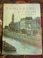 Vanishing Dublin, Flora H. Mitchell, Very Rare Collectable Book