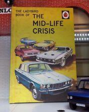 Land Rover Classic Car Manual Humour Comedy Book Ladybird Man Mid-Life Crisis