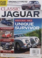 Classic Jaguar UK Aug Sept 2018 Historic MK2 Unique Survivor FREE SHIPPING CB