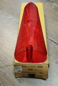 1960 Plymouth Savoy Belvedere Fury left Taillight Lens 637