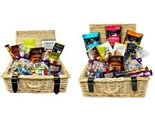 LINDT Luxury Chocolate Gift Hamper - 2 sizes - Hamper for One or Sharing Hamper