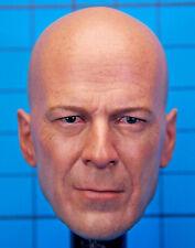 Hot Toys 1:6 MMS206 G.I. Joe Retaliation: Joe Colton Figure- Bruce Willis Head
