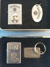 Zippo Gift sets, Jack Daniels and Bradford Car Great Condition!!!