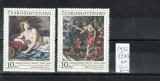 Tschechien: Mi.Nr. 2972 und 2973, postfrisch,