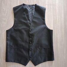 Zenetti Women's Vest Black Lined Size M
