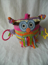 Jellycat little Jellycat Stripey Owl J2554, 7'' soft toy