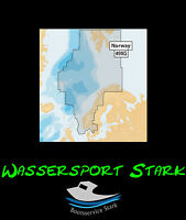 Navionics+ MicroSD-Karte mit SD-Adapter – 49XG - Norway