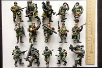 Armored Assault Forces Altrons Infantry Collection 15 Figures Rare 60mm PVC Toys