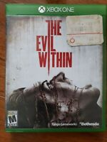 The Evil Within (Microsoft Xbox One, 2014) Complete w/Manual