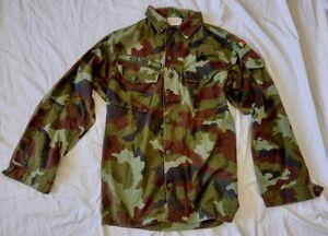 """Irish Army """"Paddyflage"""" Camo Shirt. Rare."""