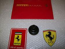 1975-1985 308-328 Gts Ferrari A.I.R. SMOG TUBE CHECK VALVE 22040805 Oem Part.