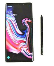 FULLY UNLOCKED Samsung Galaxy Note 9 128GB GSM+CDMA (SM-N960U) Midnight Black