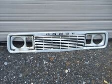 Dodge Truck Ramcharger Lil Red Express Grill Grille 77 78 OEM MOPAR