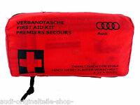 Orig. Audi A3 8V Verbandstasche First Aid Back 8F0860282 First Aid Kit 12/2018